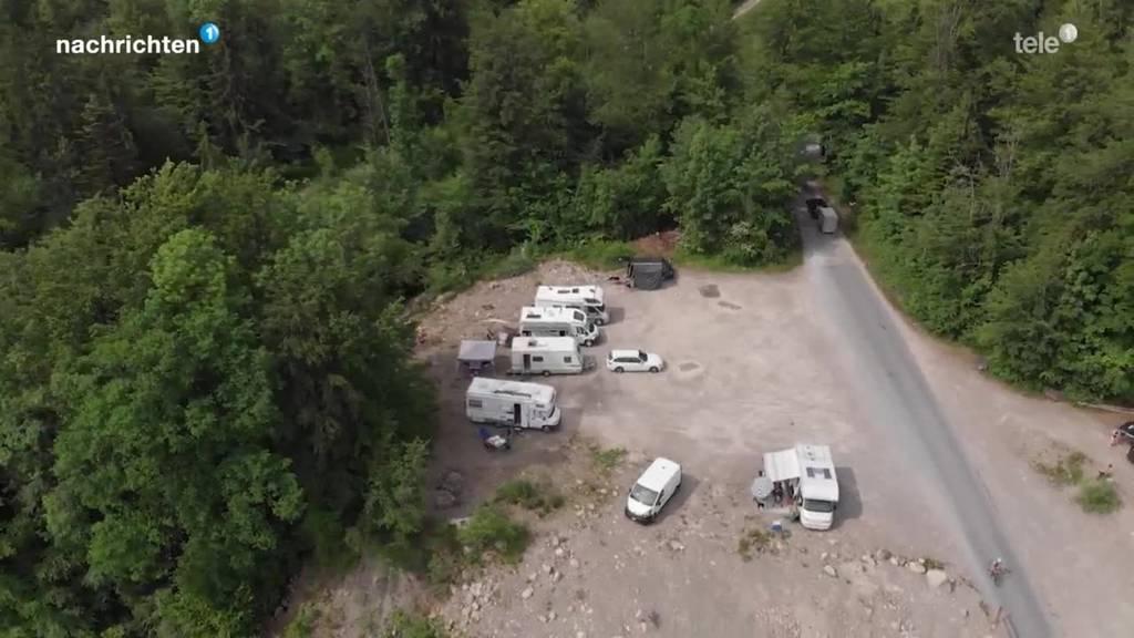 Kanton Uri kommt Wildcampierern entgegen