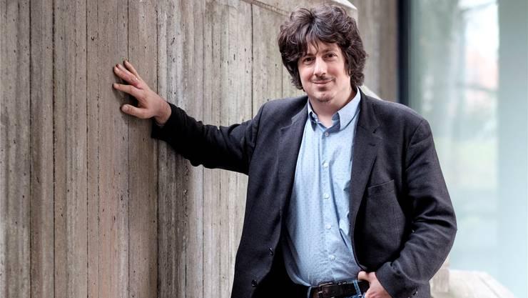 Philipp Theisohn: «In der Zukunftsliteratur erkennt man, welche Gefahren von derzeitigen Entwicklungen ausgehen.»Mario Heller