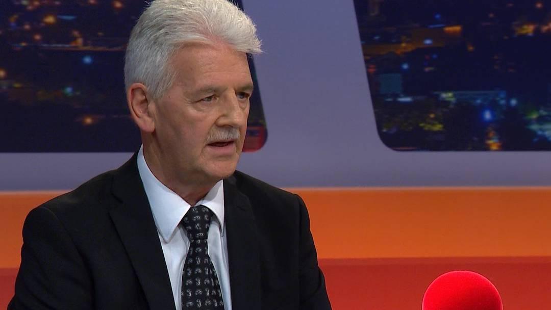 Bruno Graber: «Jedes Fahrzeug prüfen wir mit Herzschlagdetektoren»