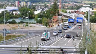 Die Schäden beziehen sich nur auf den Gibelin-Tunnel und nicht auf den restlichen Teil der Westumfahrung.