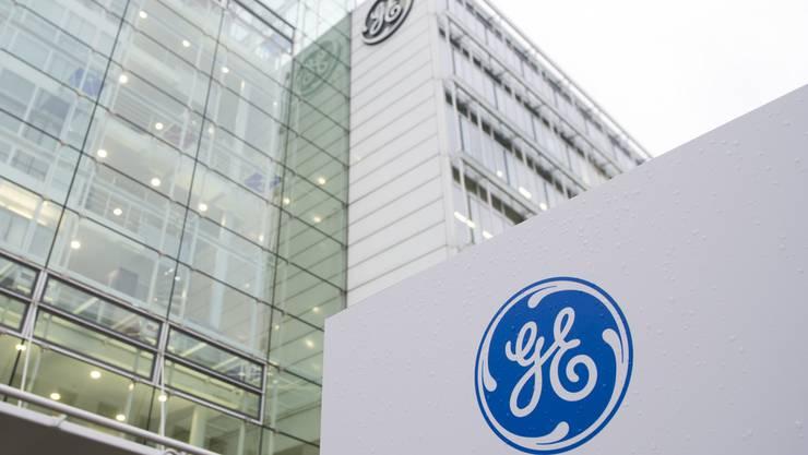 Der GE-Standort in Baden. (Archiv)