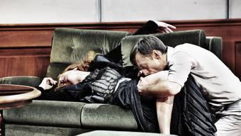 Stiller von Max Frisch im Schauspielhaus: Das sind die Bilder