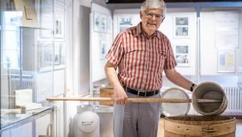 Markus Bertschi und das Museumsteam haben eineinhalb Jahre lang an der neuen Ausstellung gearbeitet.
