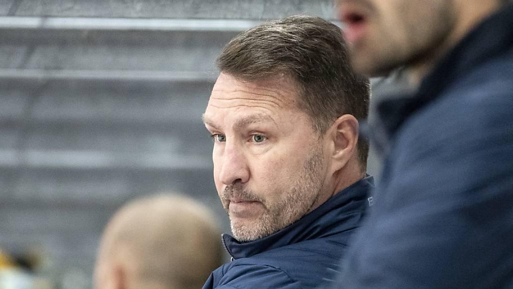 Führt Trainer Jeff Tomlinson nach den Rapperswil-Jona Lakers auch den EHC Kloten zurück in die höchste Liga?