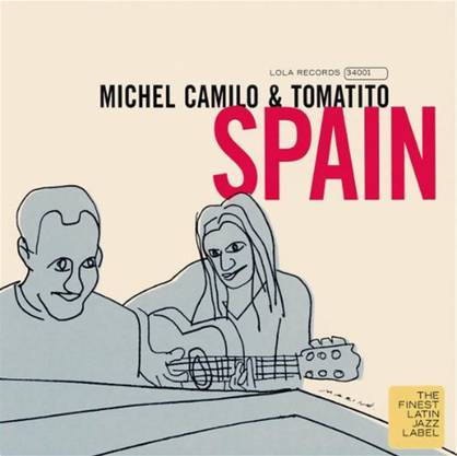 Michel Camilo & Tomatito Spain (2000)  Best Latin Jazz Album, Latin Grammy Awards.