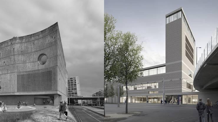 Aus fürs Ozeanium, aber grünes Licht für den Museums-Neubau: Die Basler Stimmbevölkerung hat gesprochen.