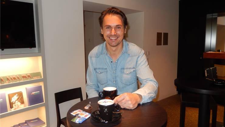 Andreas Schmidhauser verlässt nach fünf Jahren Solothurn.