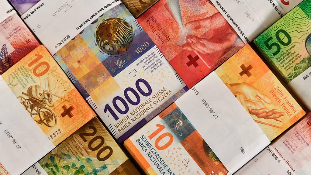 Schweizer Handelsfirmen sowie Finanz- und Holdinggesellschaften haben 2019 Milliarden an Geldern aus dem Ausland zurück in die Schweiz geholt. (Themenbild)