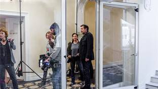 Behind the scenes: Tatort