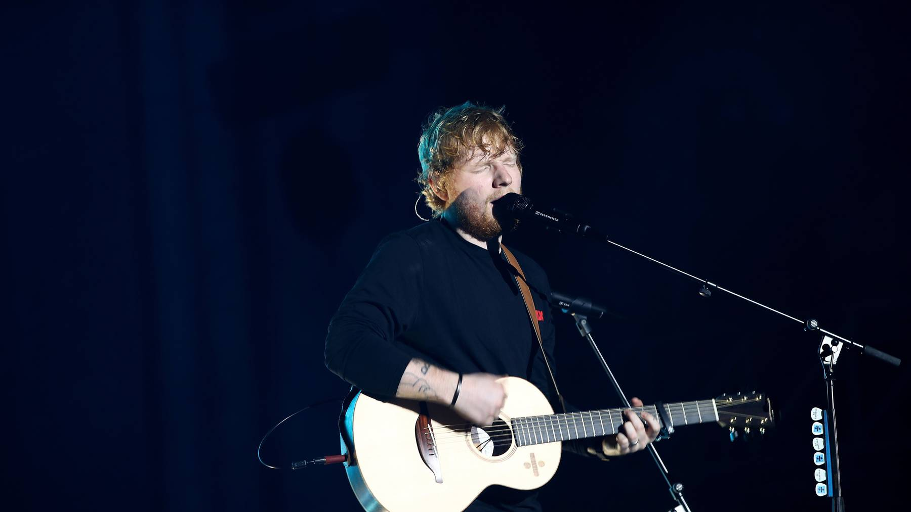 Ed Sheeran bringt im Sommer ein neues Album raus. (Archiv)