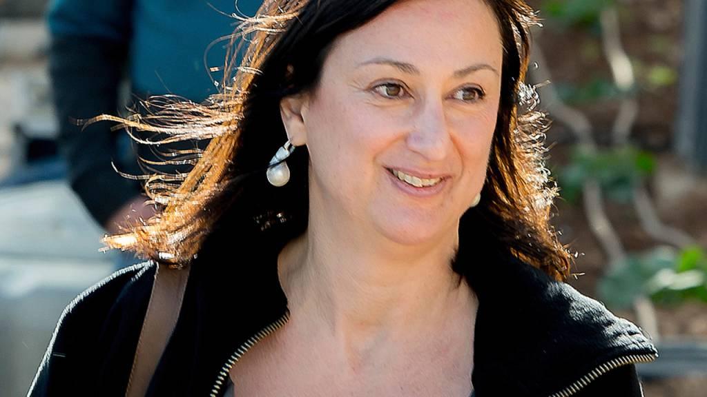 Anschlag auf Bloggerin in Malta: Verdächtiger gibt Schuld zu