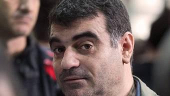 Hatte eine Namensliste mutmasslicher Steuerflüchtlinge veröffentlicht: der griechische Journalist Kostas Vaxevanis (Archiv)