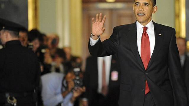 Obama wirbt für Konjunkturprogramm