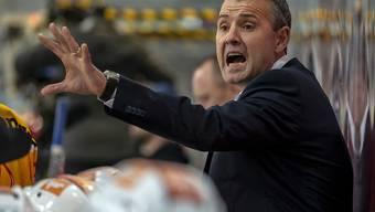 Erster Meisterschaftssieg als Trainer in der Schweiz: ZSC-Coach Serge Aubin