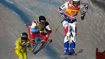 Ryan Regez ist beim Weltcup-Rennen im österreichischen Montafon nicht zu schlagen