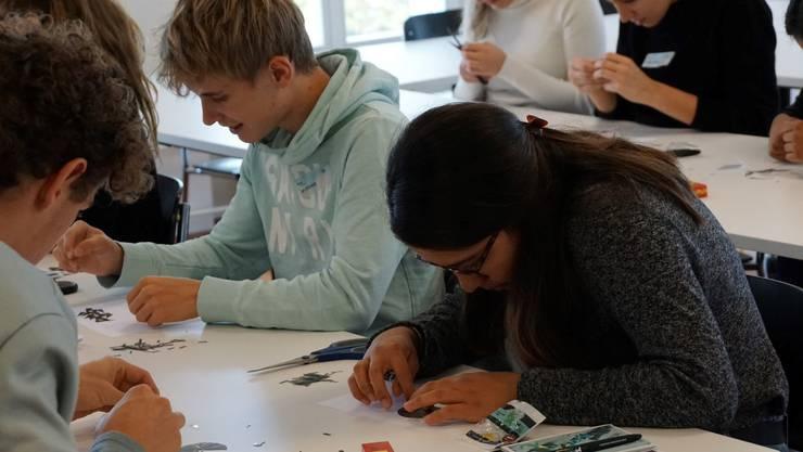 Die traditionsreiche Spezial- und Kurswoche an der Kantonsschule Olten ging in der letzten Septemberwoche über die Bühne.