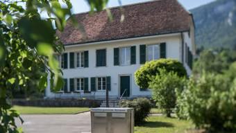 Die Gemeindeverwaltung von Rüttenen. Hier hält der Gemeinderat seine Sitzungen ab.