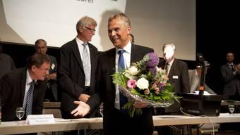 Christoph Weber-Berg ist der neue Kirchenratspräsident.