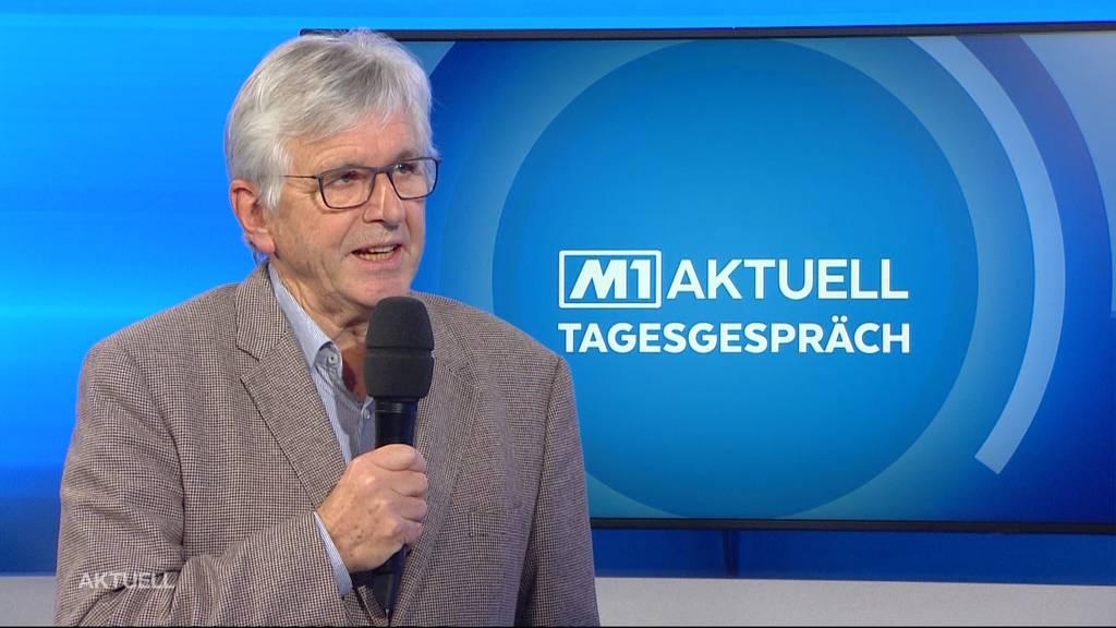Rainer Klöti über die Fuchsräude
