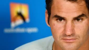 Das Spiel Federer gegen Seppi