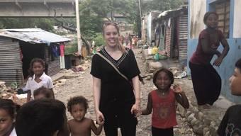 Jeanine Eberle will nach Nepal auswandern.