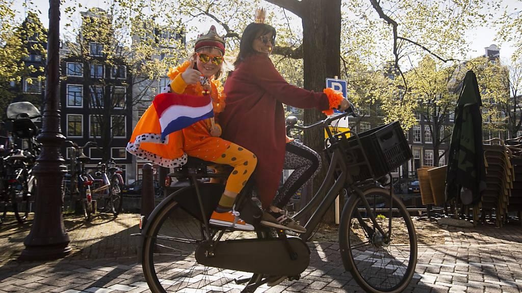 Umfrage zum 54. Geburtstag: Niederländischer König im Vertrauens-Tief