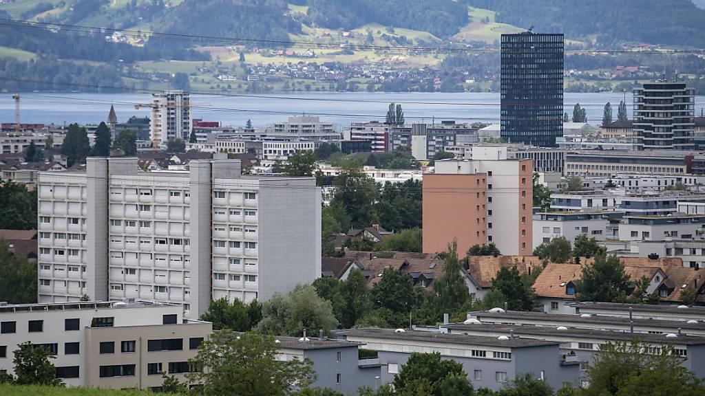 Kanton Zug bleibt im Wettbewerbscheck der UBS an der Spitze