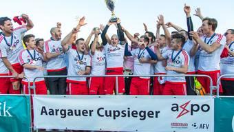 Klingnau gewinnt den Aargauer Cupfinal