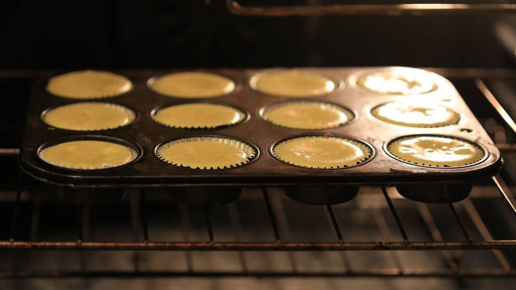Serviere deine Saucen in einer Muffinform