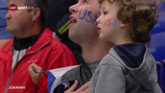 Schweiz verliert an Eishockey-WM gegen USA