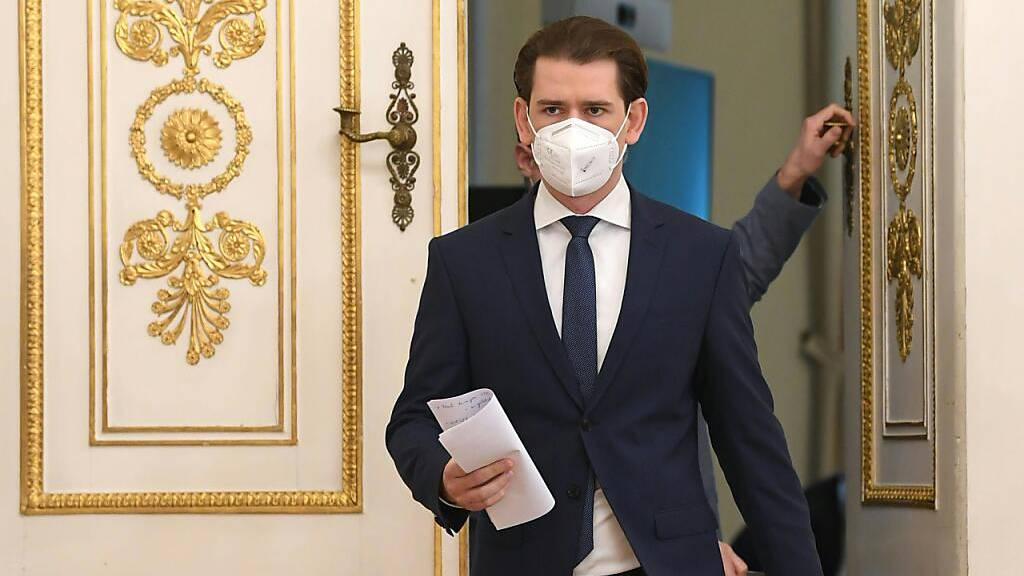 Ermittlungen gegen Kurz: Österreichs Richter-Chefin mahnt Kanzler