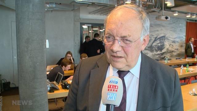 Schneider-Ammann wird Ehrenpräsident von Swiss Entrepreneurs Foundation