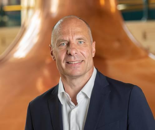 Thomas Amstutz, CEO Feldschlösschen.