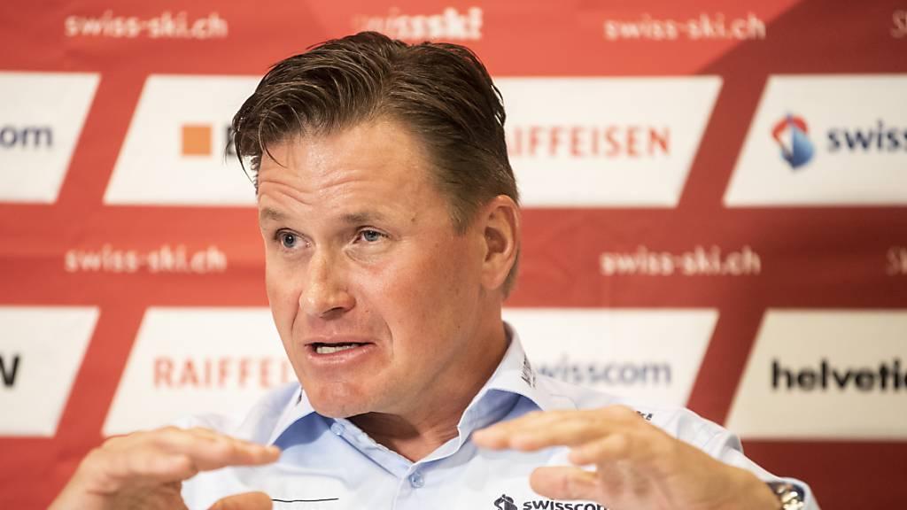 Lauberhorn-Zwist: Lehmann spielt den Ball der Politik zu