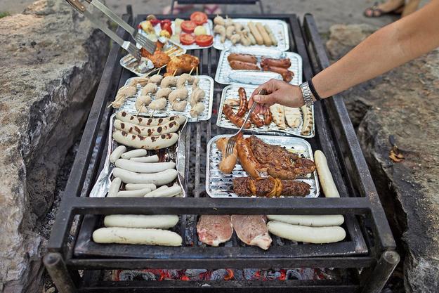 Über 50 Kilo Fleisch essen Herr und Frau Schweizer im Jahr.