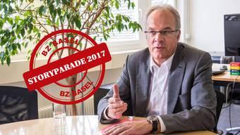 Erich Lagler leitet seit drei Jahren die Geschicke der BVB. Zur Ruhe kam der Betrieb nie.