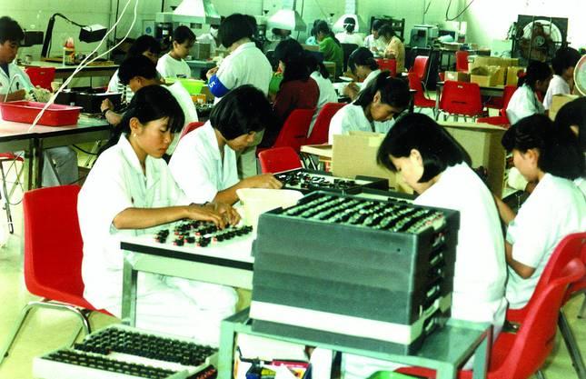 Produktion in Thailand