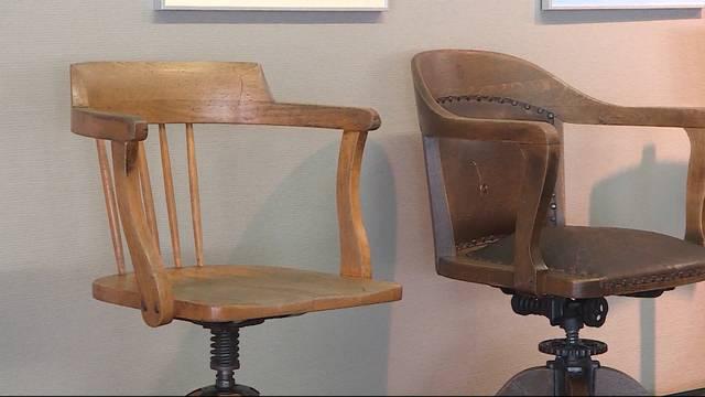 Bürostuhl-Erfinderin verkauft