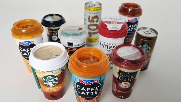 Andere Getränke, andere Schutz-Methoden. Nur: Oftmals bedeutet mehr Schutz auch mehr Abfall.