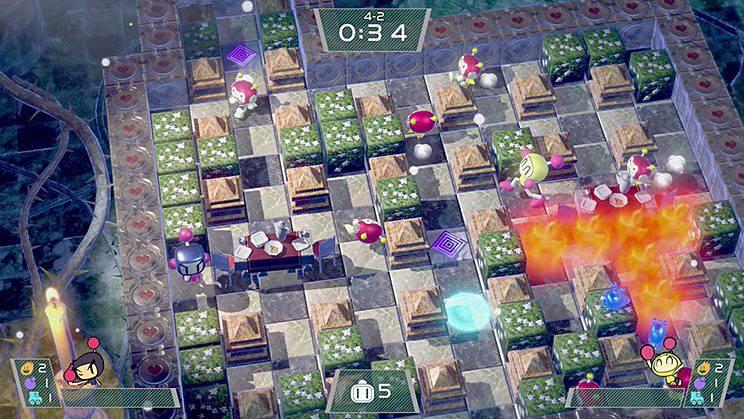 Bomberman: Ein Spiel nicht nur für Nostalgiker