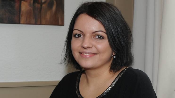 Rixhil Agusi Gemeinderätin Schlieren (SP)
