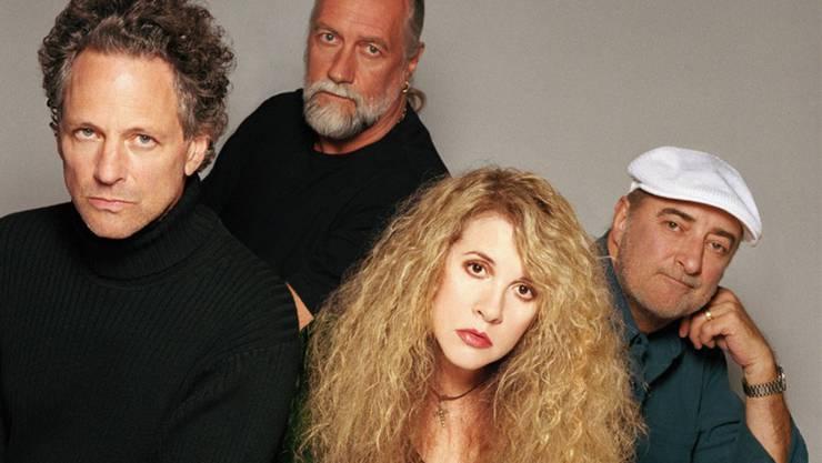 Verklagt seine ehemaligen Bandkollegen von Fleetwood Mac: Ex-Gitarrist Lindsey Buckingham (links). (Archivbild)