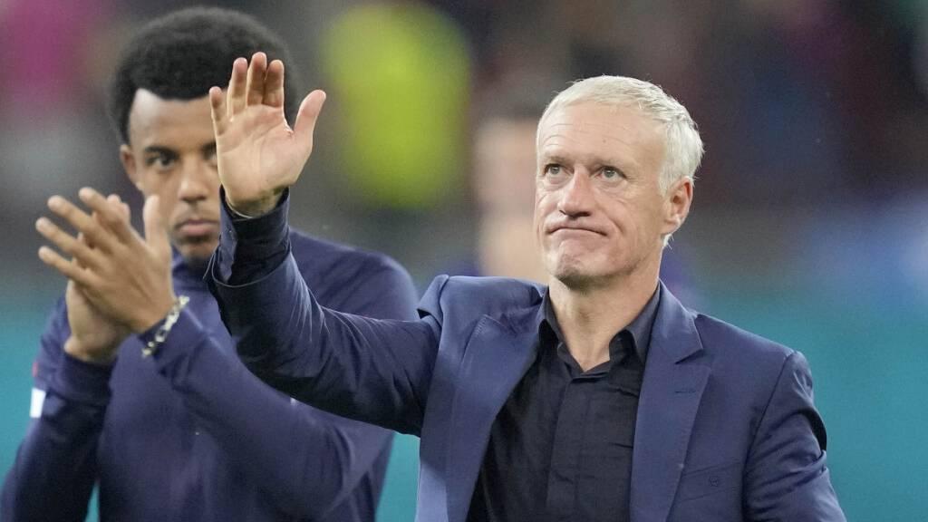 Deschamps will Frankreich auch an die WM 2022 führen