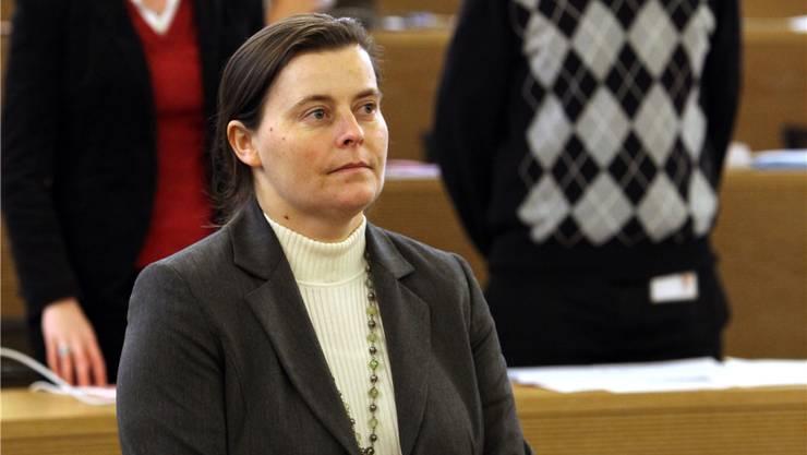 Staatsanwältin Erni setzte zuerst alles daran, K. zu befragen.Ch. iseli
