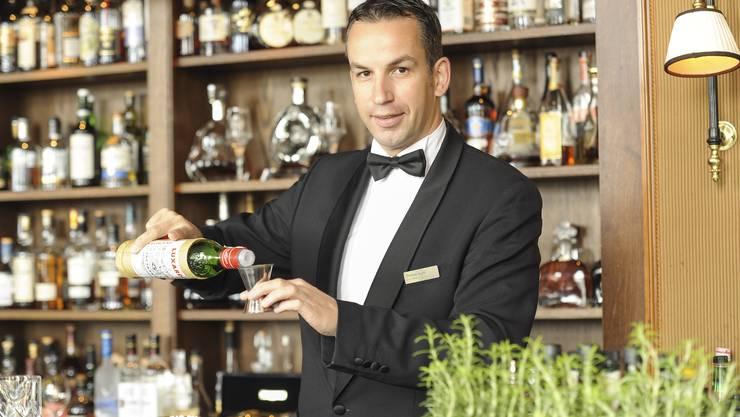 Ein Basler Barchef will weltweit der Beste werden - Basel Stadt ...