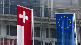 Als letzte grosse Hürde stehen bei den Verhandlungen mit Brüssel allem Anschein nach nur noch die flankierenden Massnahmen im Weg.