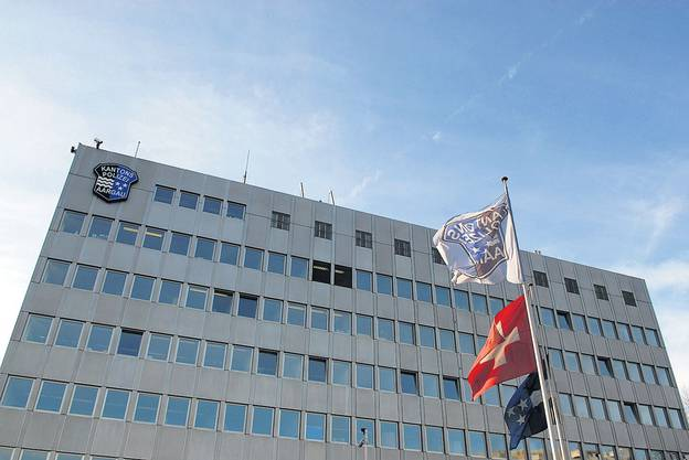 Der Kanton plant einen Neubau, der das bestehende Polizeikommando in Aarau mit der neuen Kantonalen Notrufzentrale verbindet.