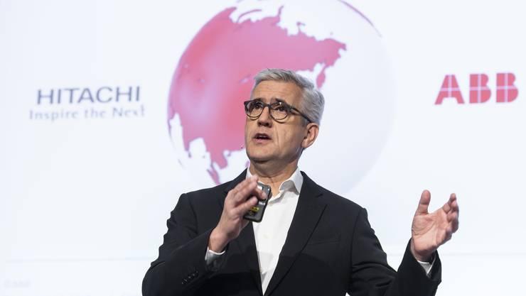 Ulrich Spiesshofer ist zurückgetreten.