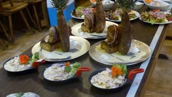 Wurstsalat-Weltmeisterschaft in Oeschgen