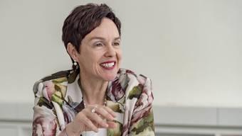FDP-Kulturdirektorin Monica Gschwind gerät wegen der Kulturförderung im Kanton Baselland in Bedrängnis.